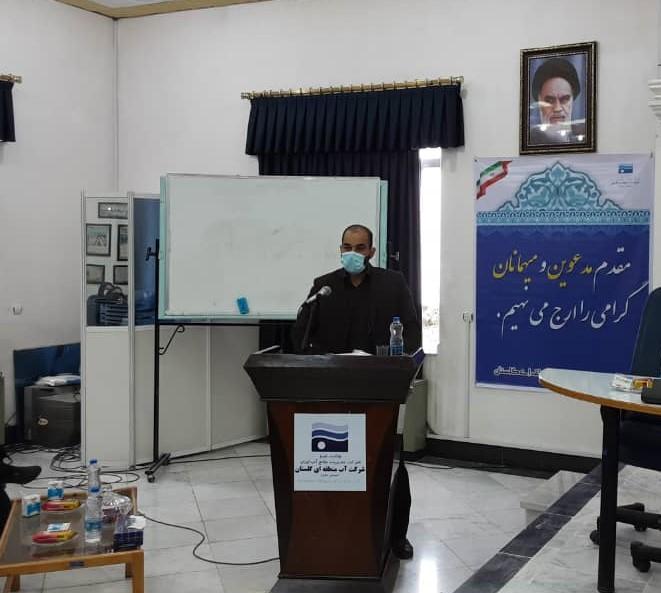 تشکیل همه کمیته ها و شوراهای ذیل شورای فرهنگی / اهدای 4 مرحله کمک های رزمایش مومنانه و دو مرحله اهدای خون در سال 99